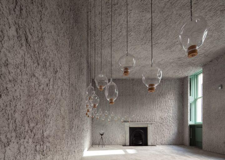 Textured Perfumery Interiors