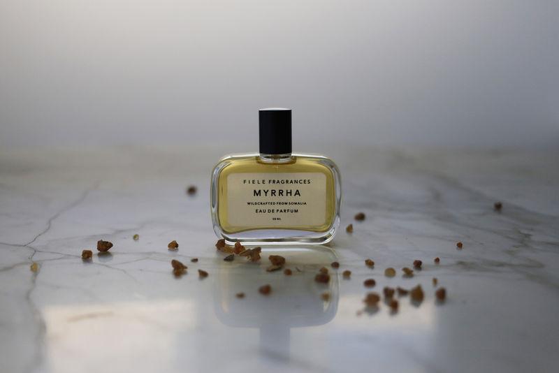Earthy Old World Fragrances