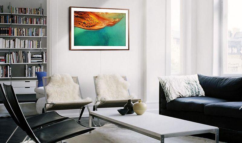 Art-Focused Televisions