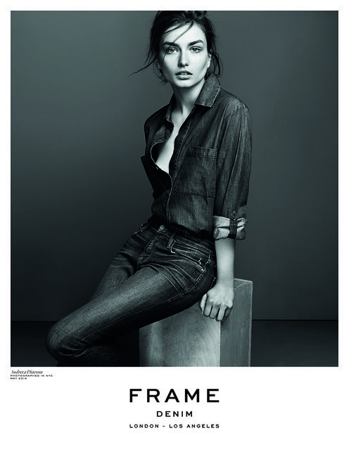 Couture Canadian Tuxedo Editorials