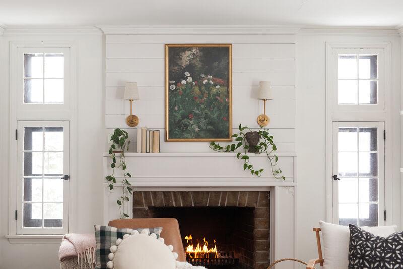 Pre-Framed Home Artworks