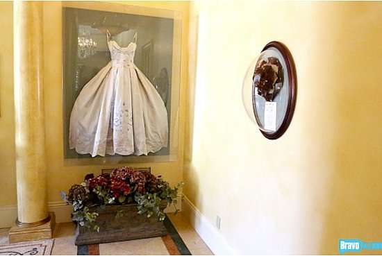 Framed Wedding Dresses