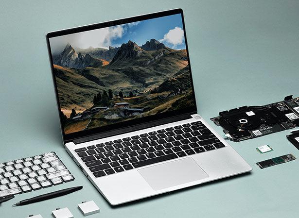 User-Upgradeable Laptops