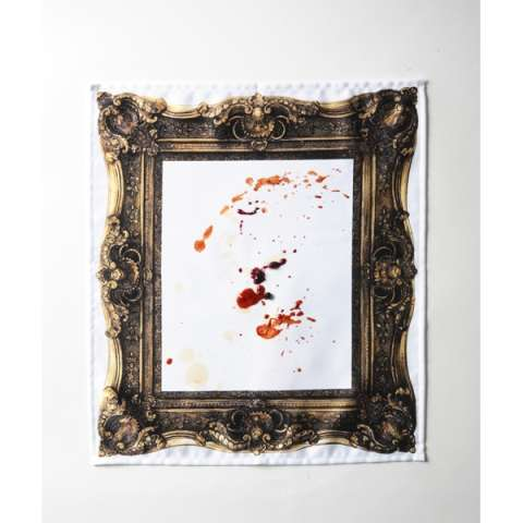 Framed Food Stains