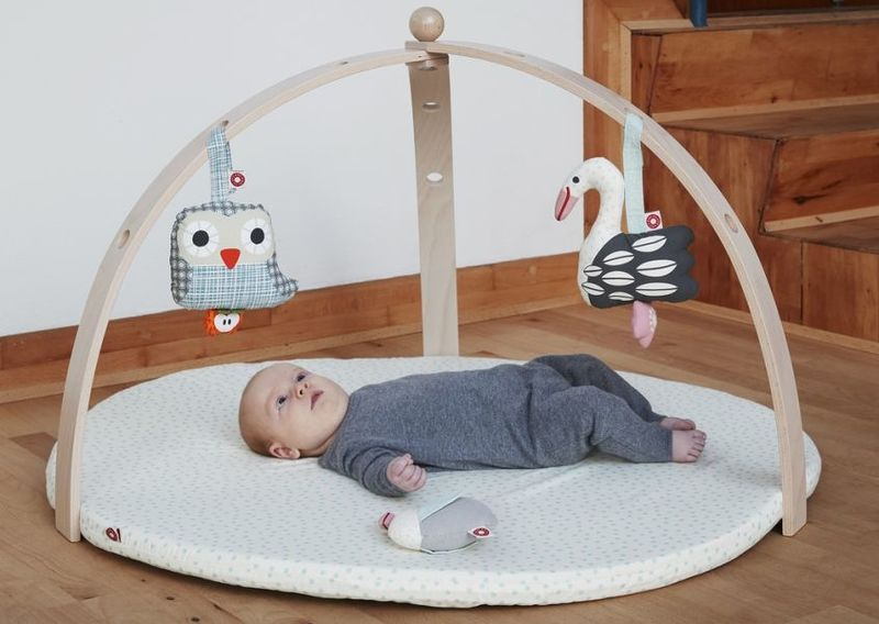 Naturalistic Design Baby Gyms
