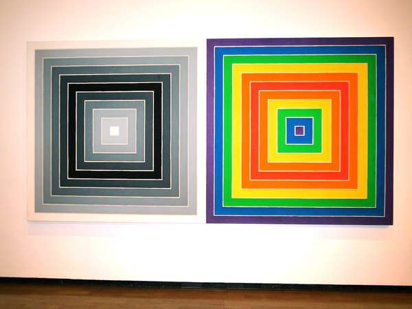 Optical Illusion Exhibits
