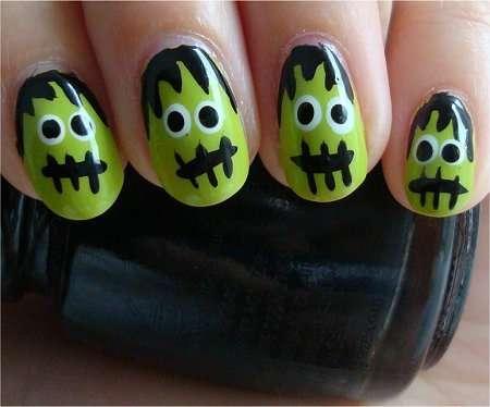 Morbid Movie Monster Manicures