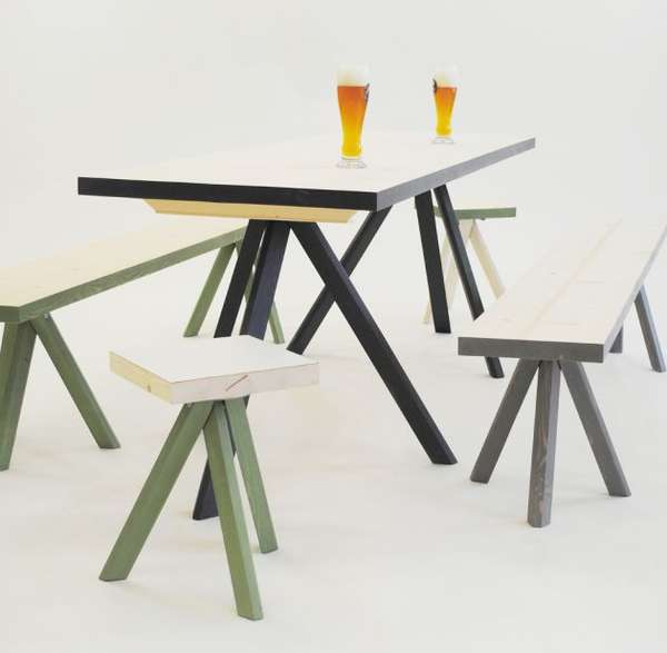 Beer-Inspired Furniture