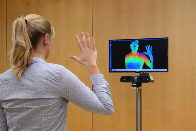 High-Resolution 3D Scanners