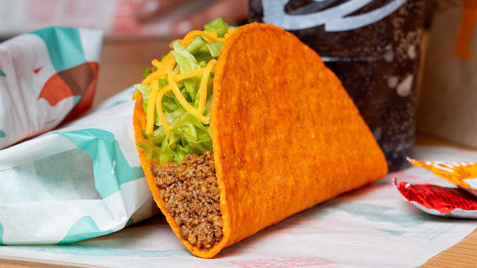 Complimentary QSR Tacos
