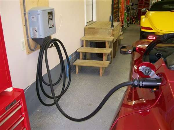 Promotional E-Car Chargers