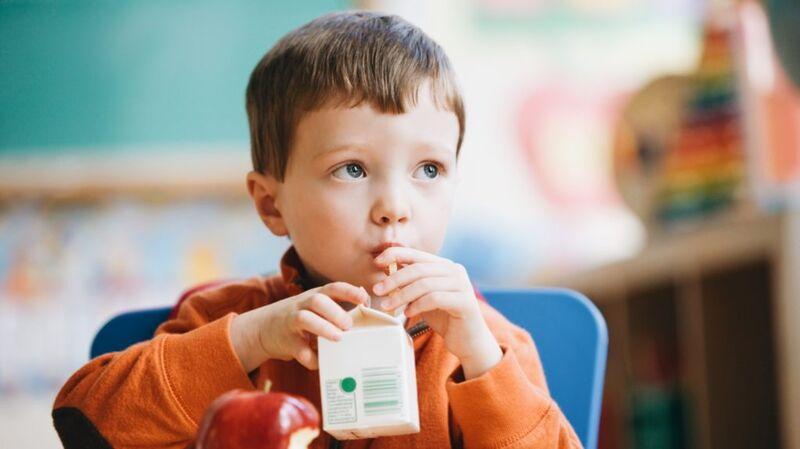 Free Vegan Kid Milk