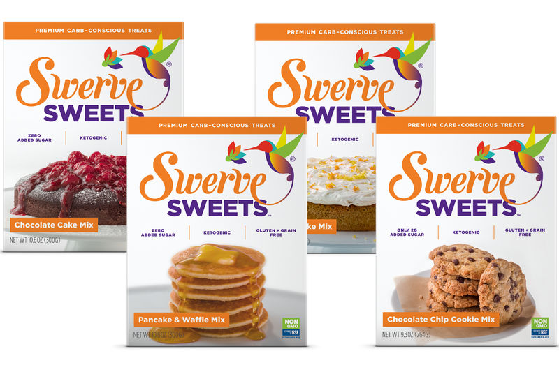 Free-From Baking Mixes