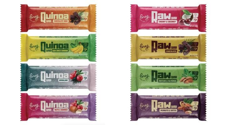 Free-From Snack Bars