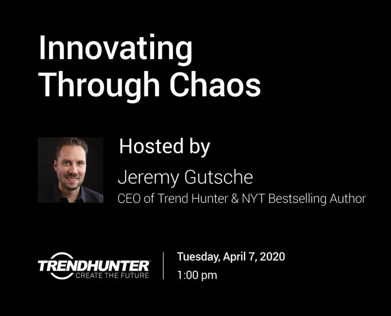 Free Innovating Through Chaos Webinar