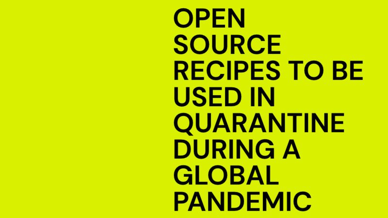 Open-Source Cookbooks
