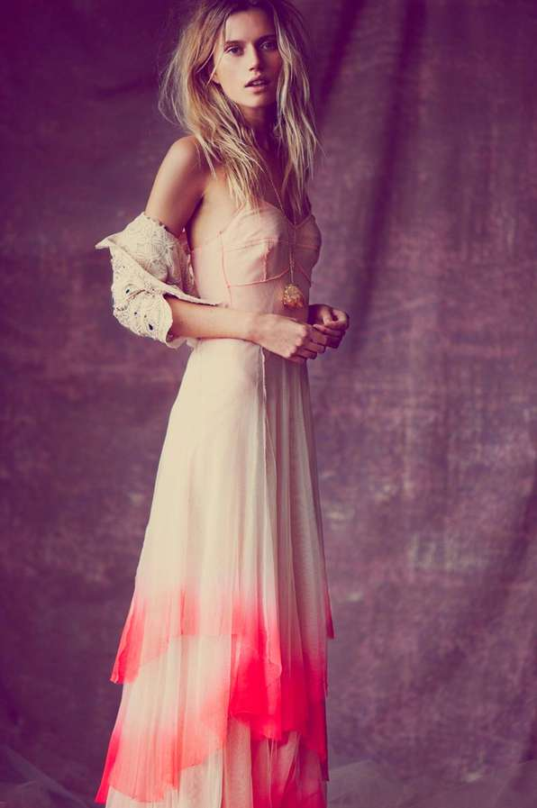 Bohemian Party Dress Catalogs Free People Holiday 2012