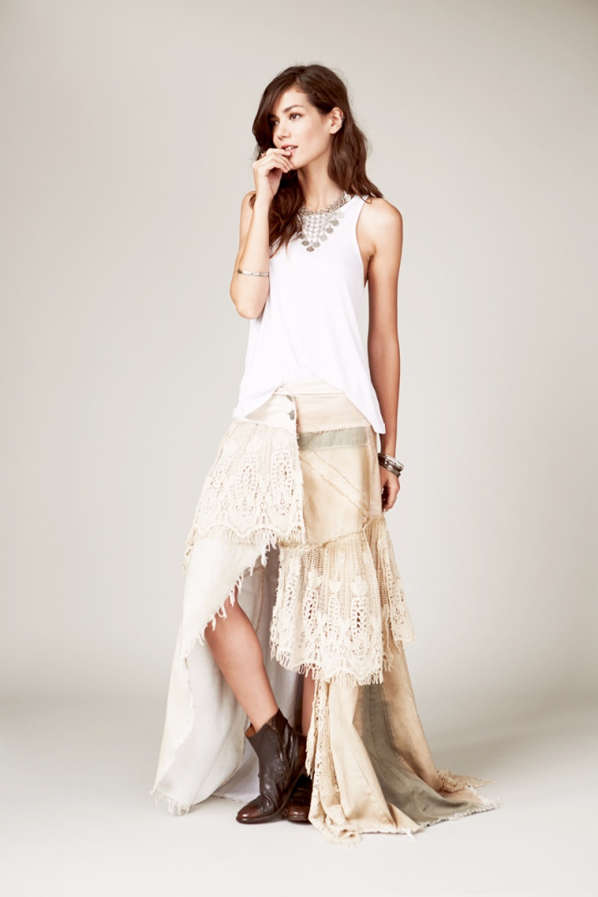 Exclusive Bohemian Skirts