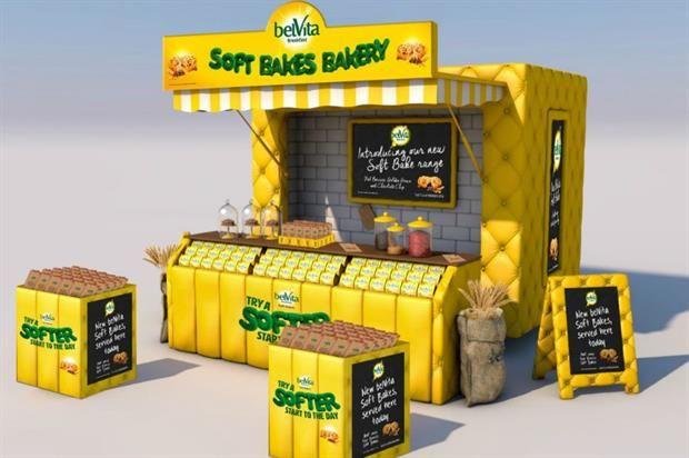 Padded Bakery Pop-Ups
