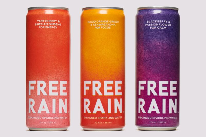 Enhanced Sparkling Waters