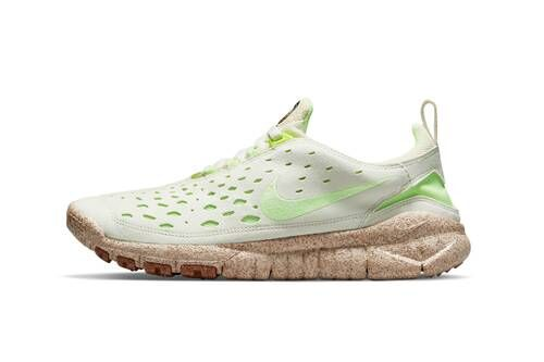 Pineapple-Themed Running Shoes