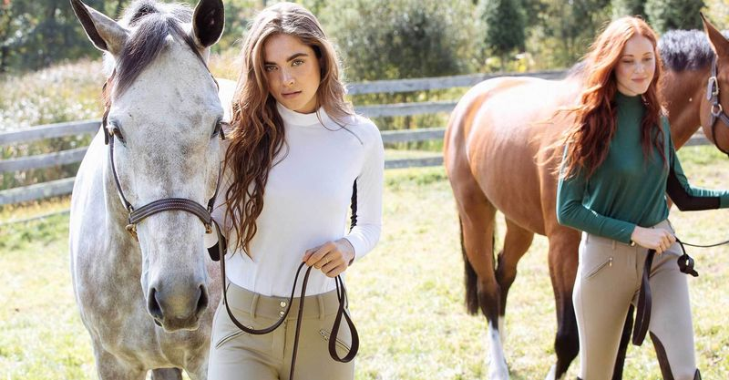 Equestrian High-End Leggings