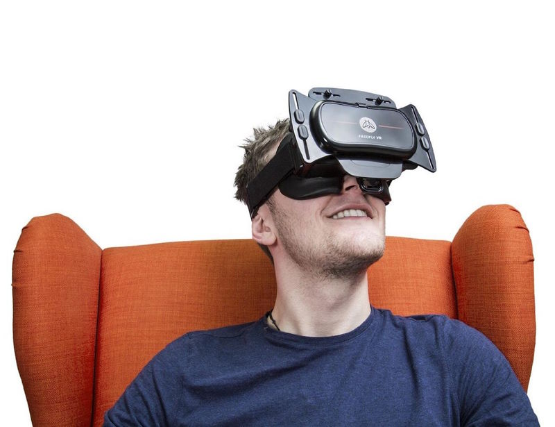 Inexpensive Virtual Reality Gear