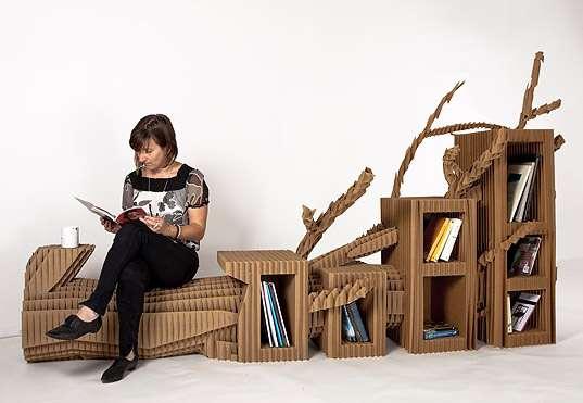 Fallen Log Seating