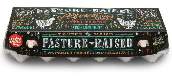 Provenance-Inspired Eggs
