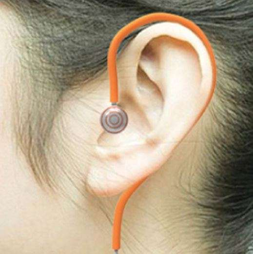 Shape-Shifting Earphones