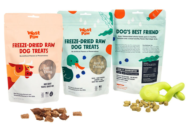 Limited-Ingredient Dog Treats