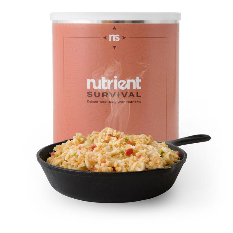Nutrient-Dense Survival Meals