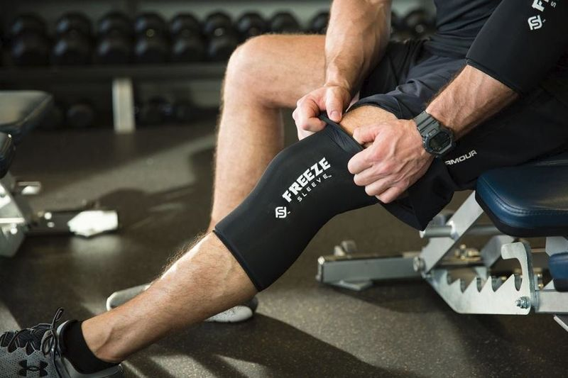 Versatile Cold Therapy Sleeves