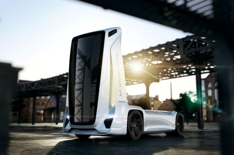 Autonomous Eco Cargo Trucks