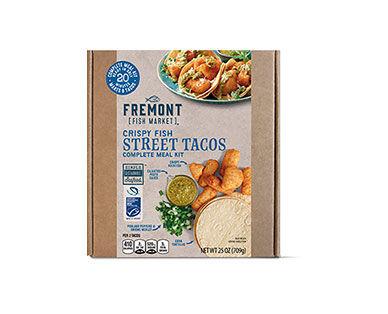 DIY Fish Taco Kits