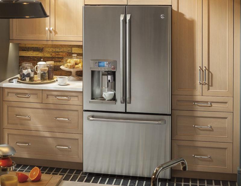 Coffee-Brewing Refrigerators