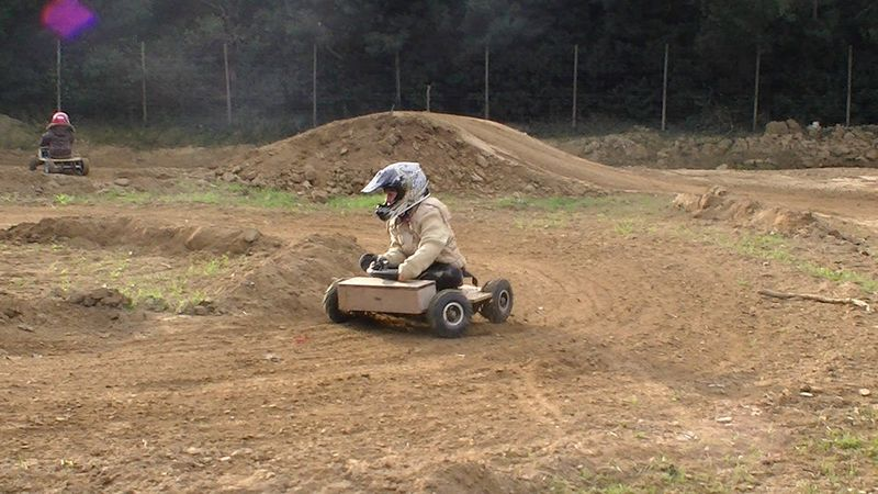 All-Terrain Electric Karts
