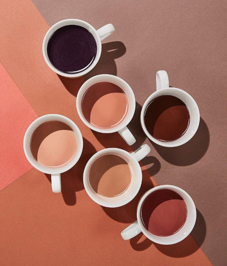 Coffee-Scented Lip Glosses