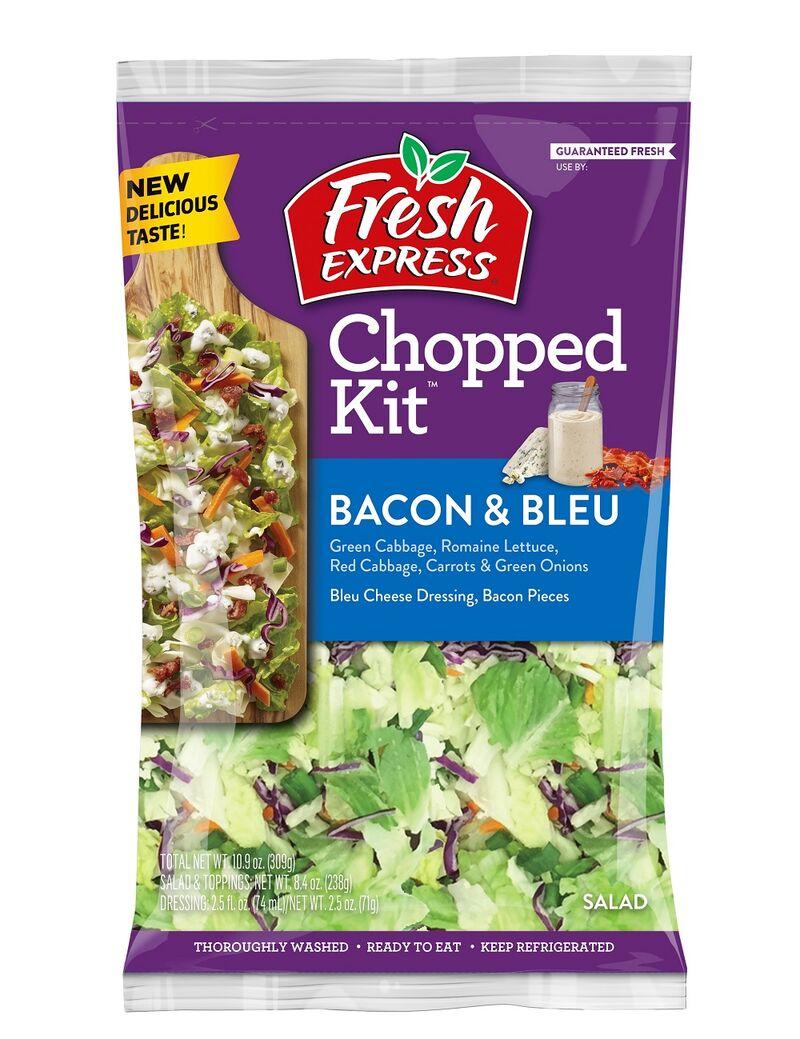 Blue Cheese Salad Kits