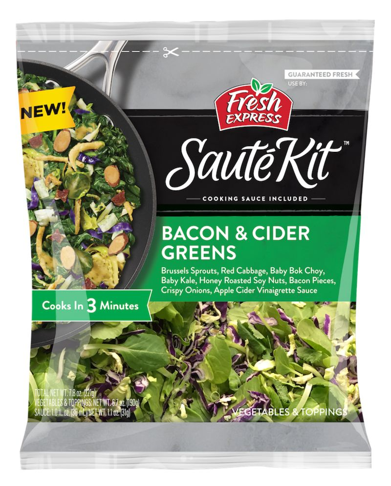 Leafy Sauté Kits