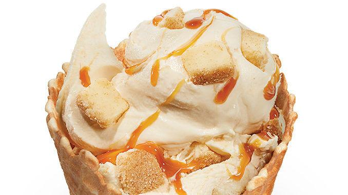 Caramel-Flavored Frozen Custards