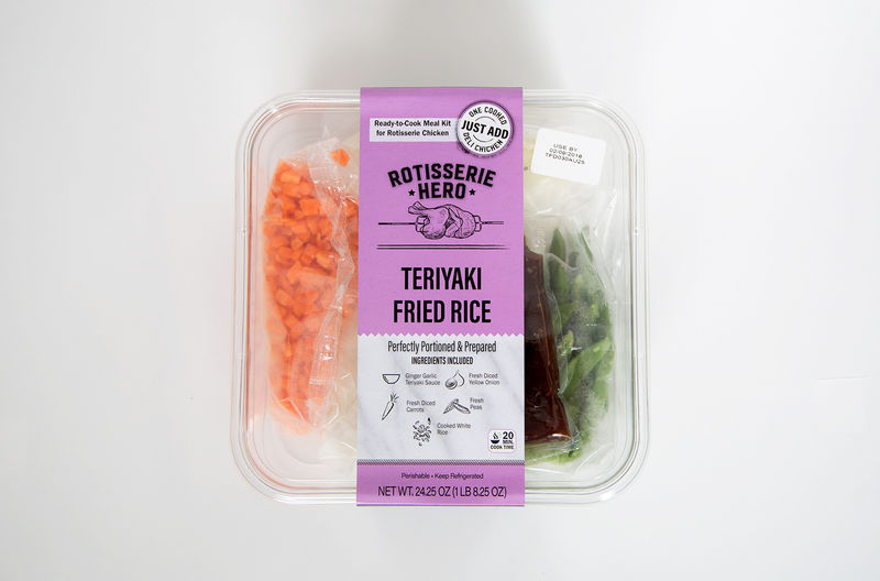 Convenience-Focused Meal Kits