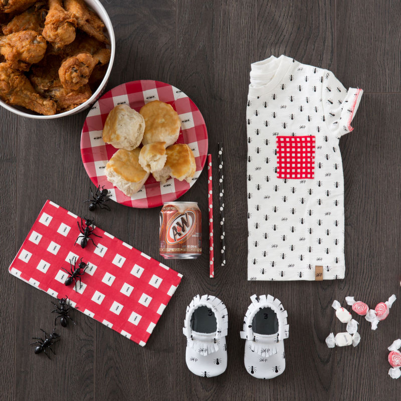Youthful Picnic Childrenswear