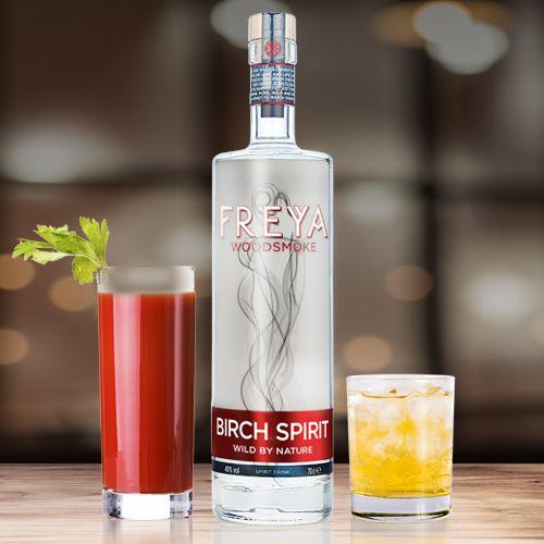 Distilled Birch Spirits