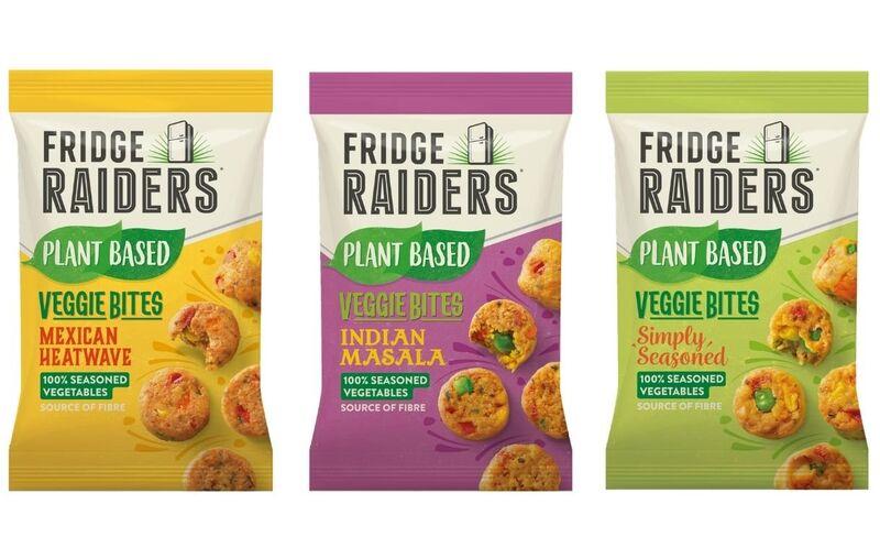 Plant-Based Snack Bites