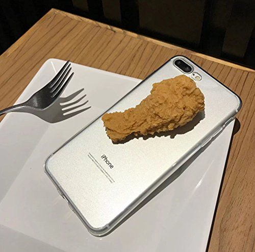Realistic Food-Inspired Phone Cases