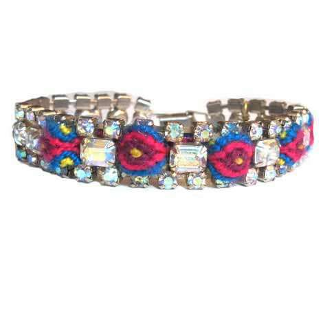 Blinged-Out BFF Bangles