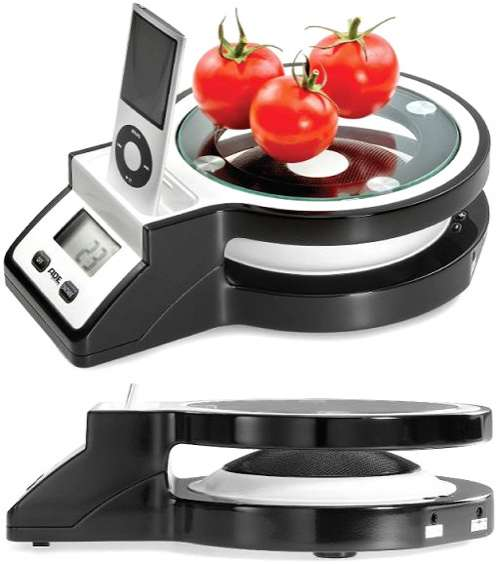 Stereo Kitchenware Hybrids