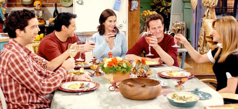 Sitcom-Themed Thanksgiving Dinners