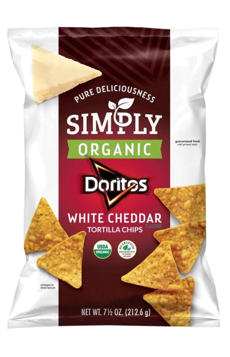 Organic Branded Snacks